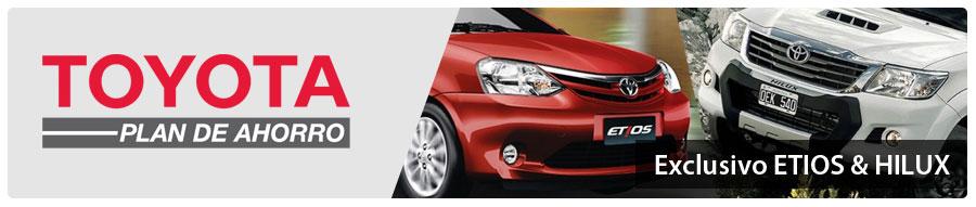 Plan de Ahorro Toyota Sarthou
