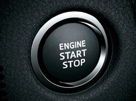 "Sistema de arranque sin llave ""Push Start Button"