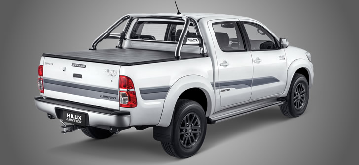 Toyota Hilux Limited Buenos Aires Sarthou
