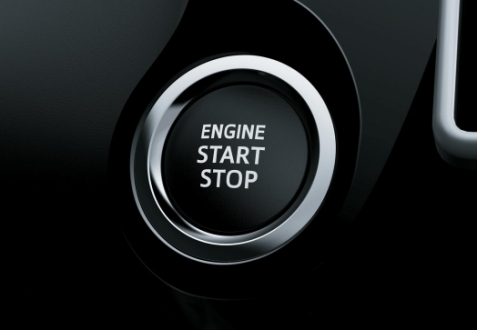 Toyota Hilux Botón Start Stop