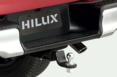 Toyota Hilux Gancho de Arrastre