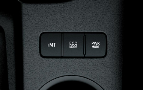 Toyota Hilux iMT, ECO y Power Mode