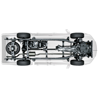 Toyota Hilux Tracción