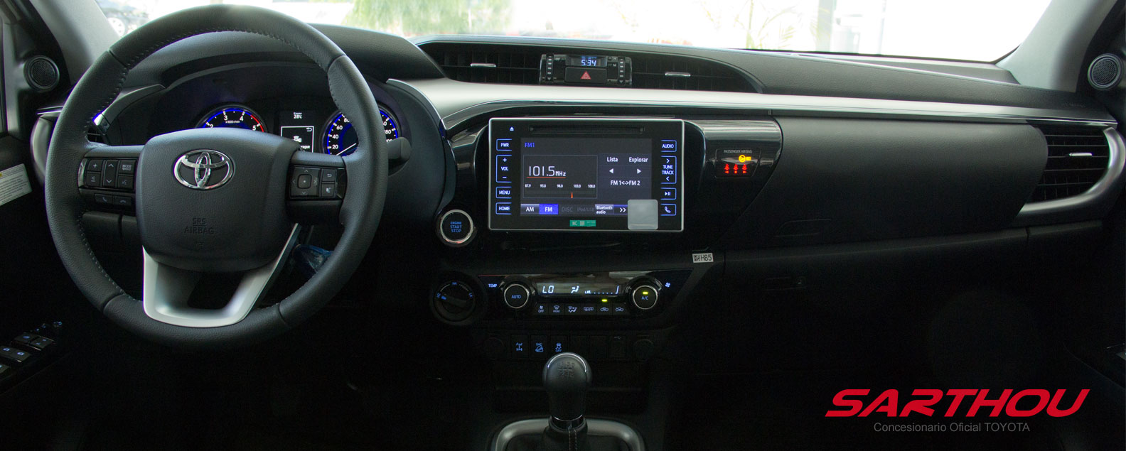 Toyota Hilux Sarthou Buenos Aires