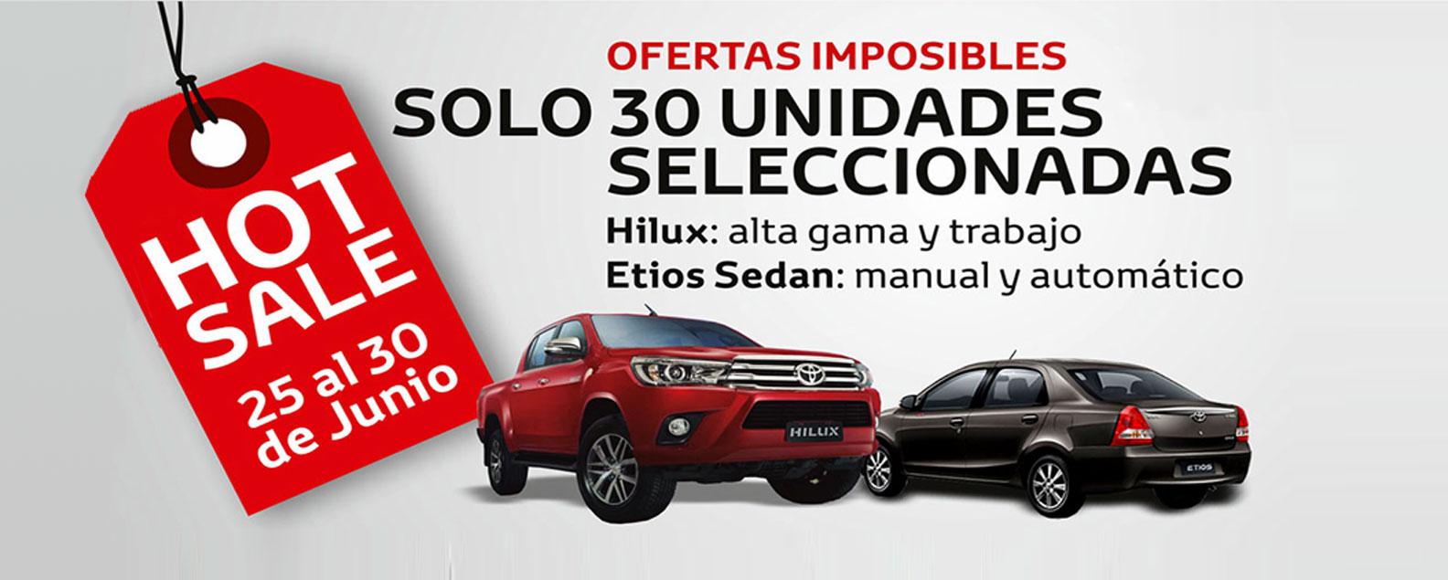 HOt Sale Toyota Sarthou Buenos Aires
