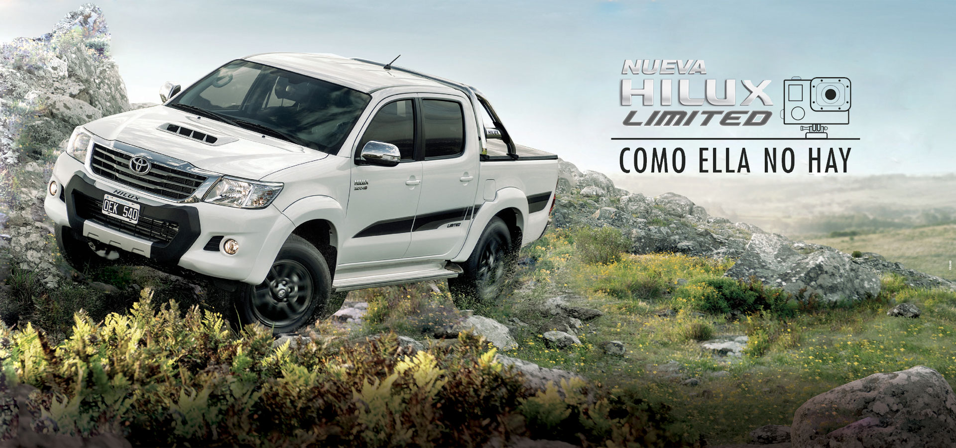 Toyota Hilux Limited Buenos Aires