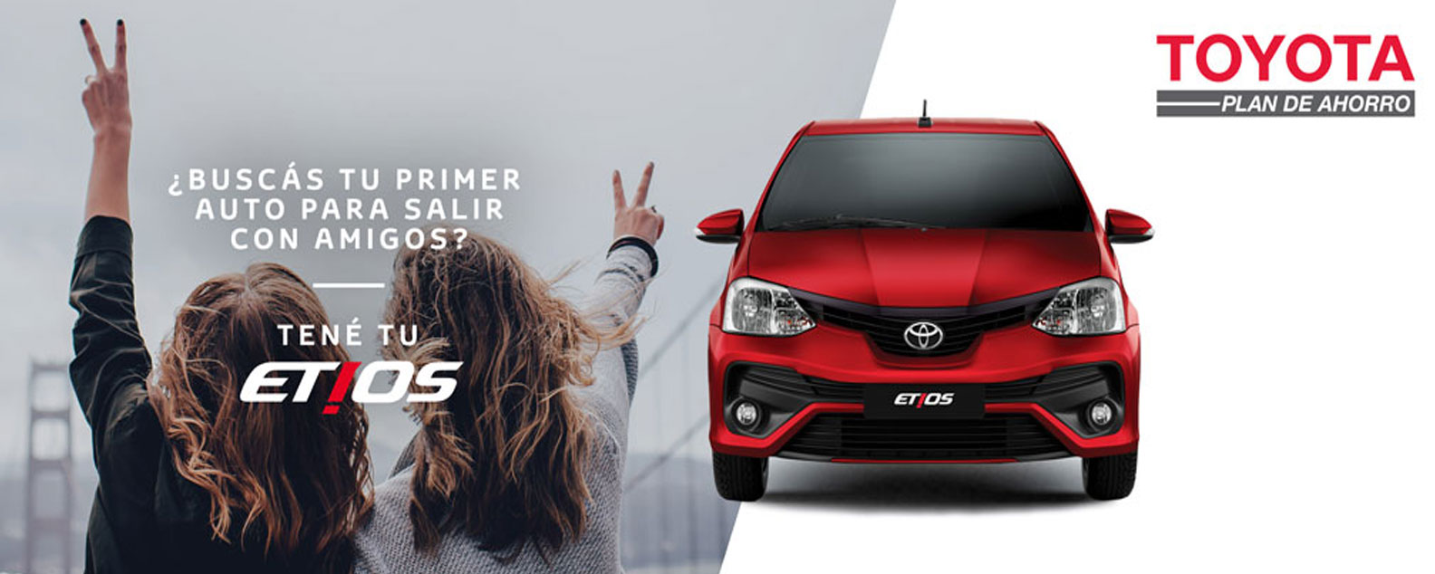 Toyota Etios Plan de Ahorro